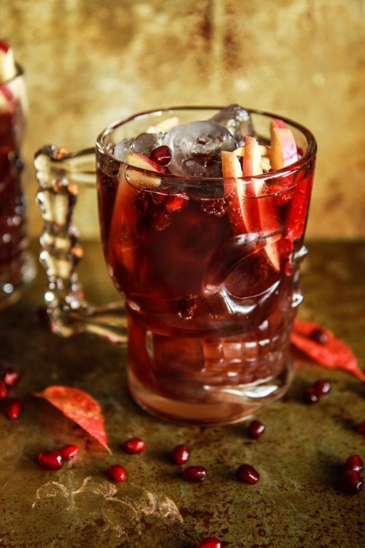 100+ Pomegranate Recipes on Pinterest | Pomegranate Ideas ...