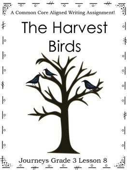 22 best Journeys--Harvest Birds images on Pinterest