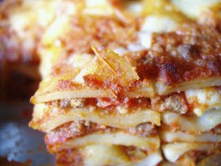 Вегетарианская лазанья_рецепт