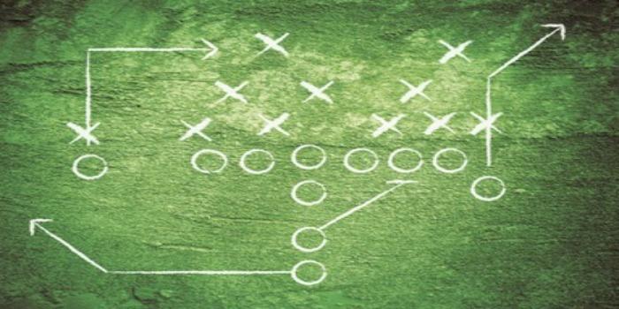 """Regras básicas do Futebol Americano. Vídeo produzido pelo pacote """"NFL"""" de TV por assinatura, exibido no ano 2000."""