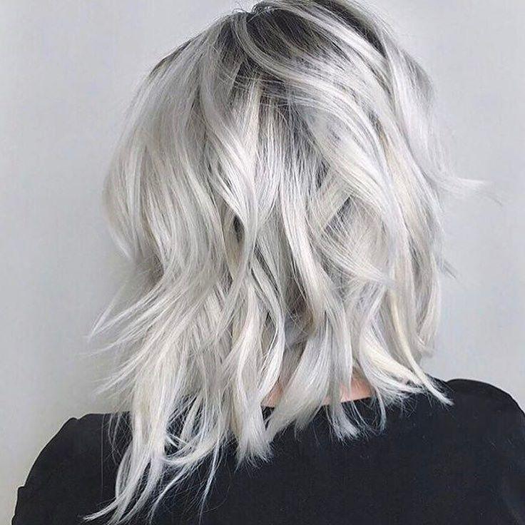 Light Blonde Hair Bob