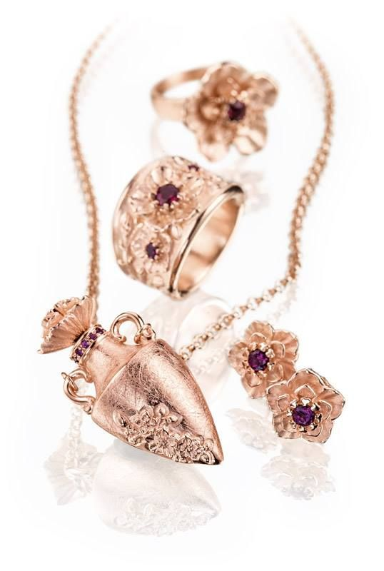 New Collection by Drachenfels Design in stock now. All pieces are available in sterling silver or rose gold silver
