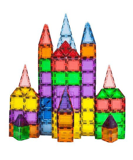 200 Piece Magnet Building Set Teaching Ideas Pinterest