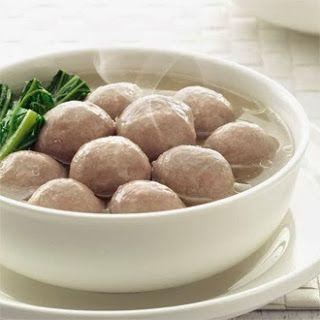 Masakan Praktis Rumahan: Resep Bakso Kuah