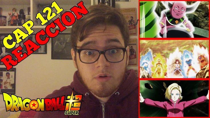 🔴 ¡LA BATALLA FINAL SE ACERCA! REACCION CAPITULO 121 DE DRAGON BALL SUPER