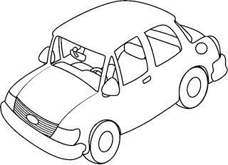 Une voiture.