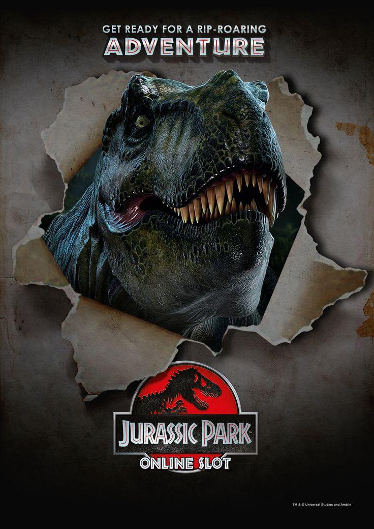 Jurassic Park Online Slot Game