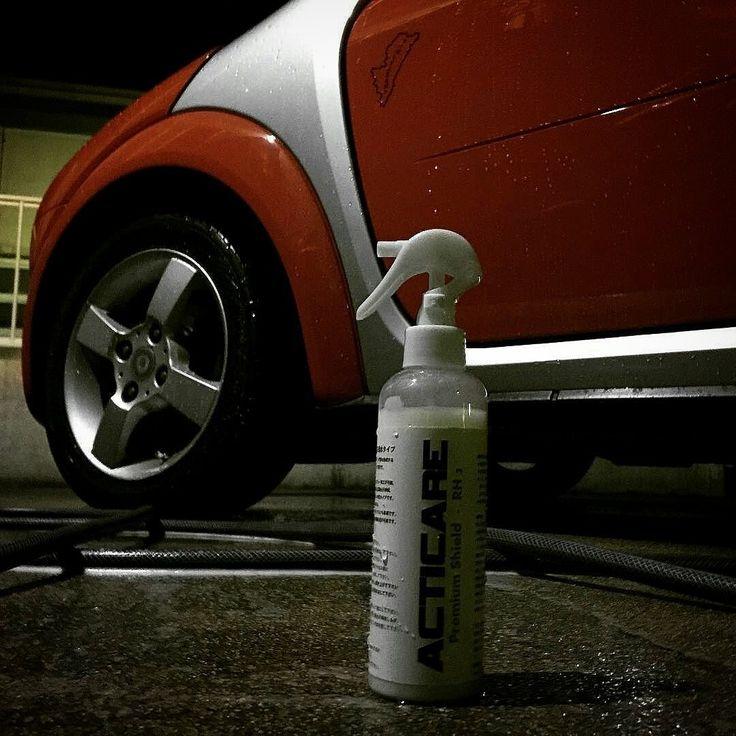 #acticare #coating #smartfourfour #smart #fourfour #アクティケア #洗車 #コーティング #スマート