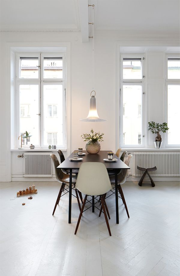 DiningDecor, Dining Area, Dining Room, Chairs, Interiors, Eames, Diningroom, Design, Dining Tables