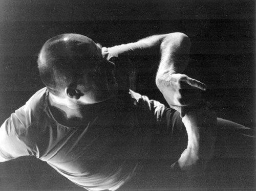 """Solo #Goldberg Improvisation""  by Virgilio #Sieni. #Dance. VIE Scena Contemporanea #Festival 2006"