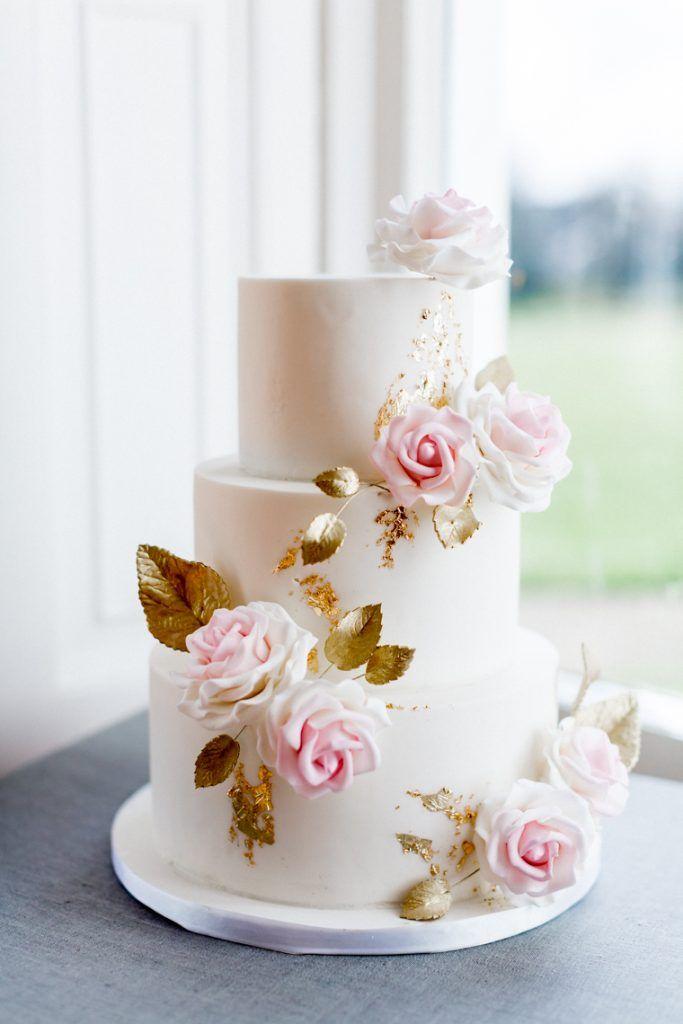 Modern Pastel Wedding Inspiration at Penton Park