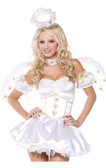 24 best images about Angel Costumes on Pinterest