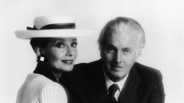 Audrey Hepburn şi Hubert de Givenchy, un cuplu rupt din rai | Historia