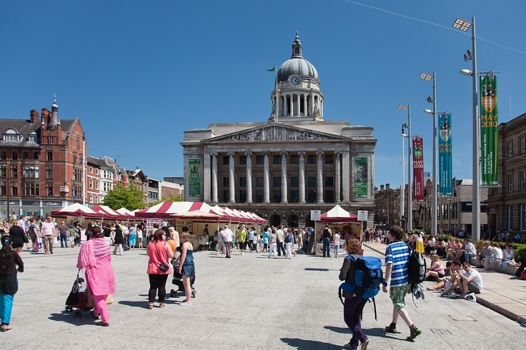 Nottingham, UK.