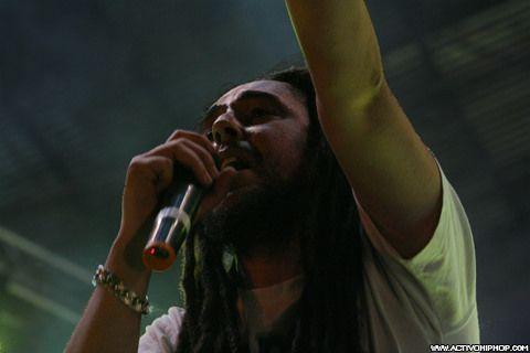 Morodo & Okoumé Lions - Viña Rock 2014