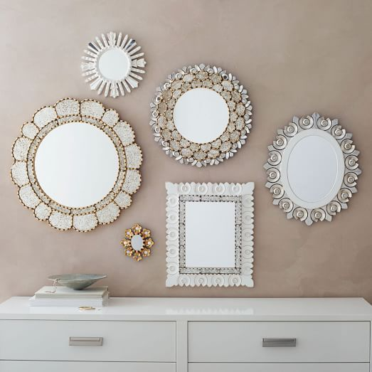Peruvian Mirror - Medium | west elm