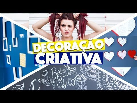 DECORAÇÕES BARATAS ESTILO TUMBLR - DIY   KIM ROSACUCA - YouTube