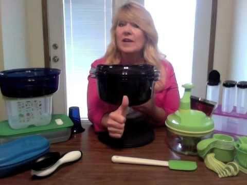 TUPPERWARE Tupperwave Stack Cooker demonstrated by Heather Wheeler Love ... www.my.tupperware.com/cynnabun