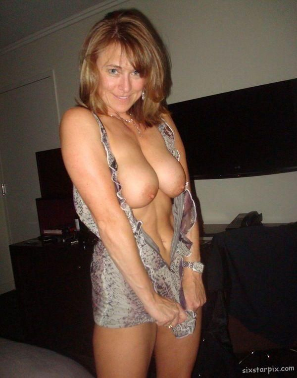 Milfs and their daughter naked