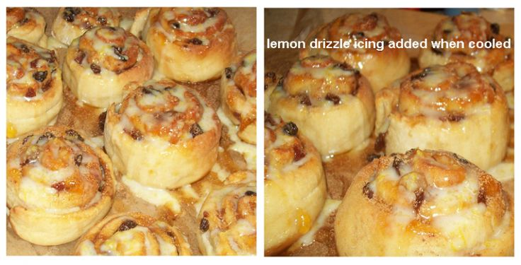 Quiz: Why shouldn't you add the lemon drizzle icing until the Chelsea buns have cooled? click through for the answer