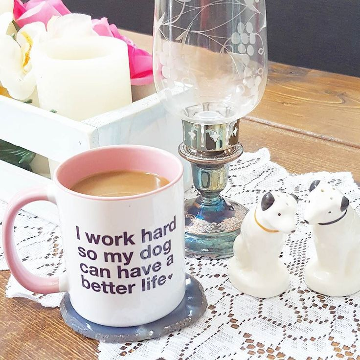 Truth.   Loving Sunday morning coffee in my new @Shop.BARK mug!      #barkyyc #lazysunday #morningcoffee #dogmom #shoutoutsunday