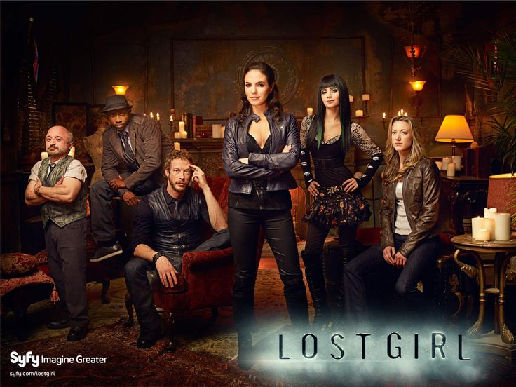 lost girl - Google Search