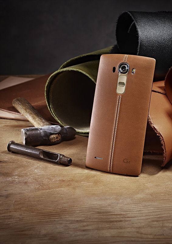 LG G4 features high-quality cow leather that takes 12 weeks to make:  http://dlvr.it/9XLQHk