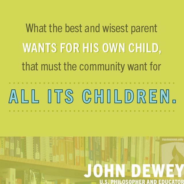 john dewey and early childhood education John dewey: john dewey, american philosopher and educator who was a founder of the philosophical movement known as pragmatism, a pioneer in functional psychology, and a leader of the progressive movement in education in the united states.