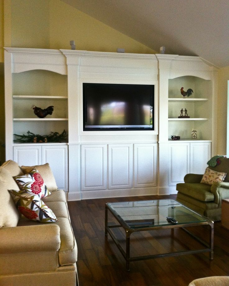 1000+ Images About Built In Entertainment Center Ideas On