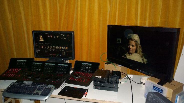 4K digital workflow, με υλικό 1Gb ανά δευτερόλεπτο!! #Sony 4K Event | Pinewood Studios, UK