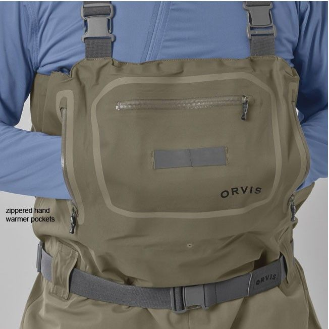 Wader respirant orvis silver sonic guide