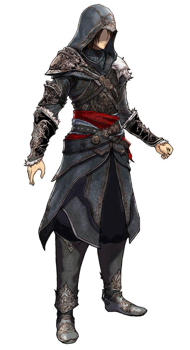 Assassins Creed master assassin by WaveSeeker90