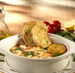 Seafood Brodetta...I had this at the Olive Garden, and it was delicious! So, I had to find the recipe.