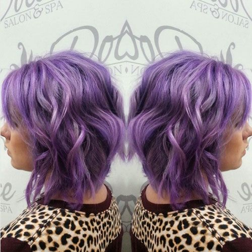 Hair Color How To: Lovely Lilac by Melissa Emerick