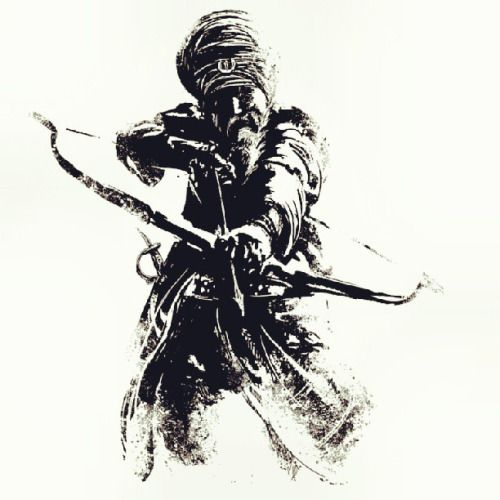 Chadlonius Tumblr, Sikh warrior design with a traditional ...