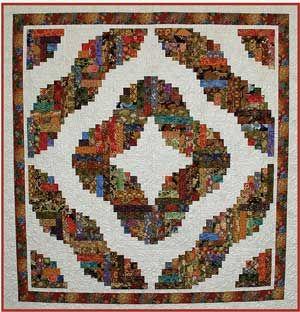 Best 25+ Log cabin quilt pattern ideas on Pinterest | Log cabin ... : log cabin quilt pattern instructions - Adamdwight.com
