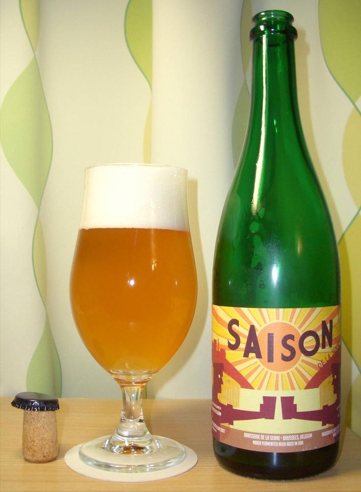 Saison de la Senne -  3.83 -  www.ratebeer.com/beer/saison-de-la-senne/93201/