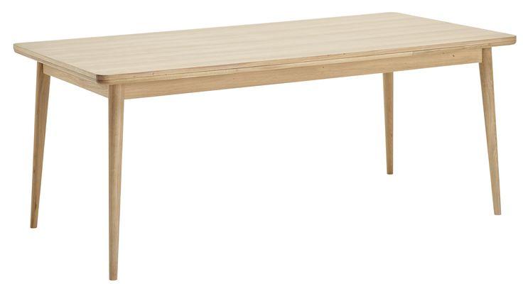 CASØ 500 matbord - Ek från CASØ Furniture hos ConfidentLiving.se