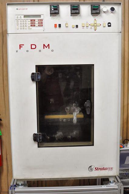 handverker: fdm 2000 print head