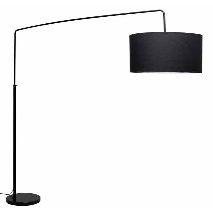 Raku floor lamp