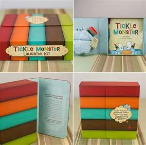 Tickle Monster Room Color Palette - cute colors for a little boys room. Although I hated packing these books along with the Boogie Legs kits