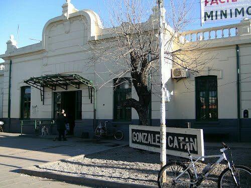 Estacion Gonzalez Catan