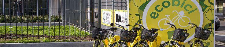 Ecobici para turistas | Buenos Aires Ciudad - Gobierno de la Ciudad Autónoma de Buenos Aires