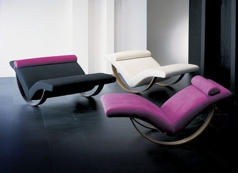 Exceptional Rock Into The Weekend The Gabbiano Rocking Chaise By Giovannetti    For  One, Two Amazing Pictures