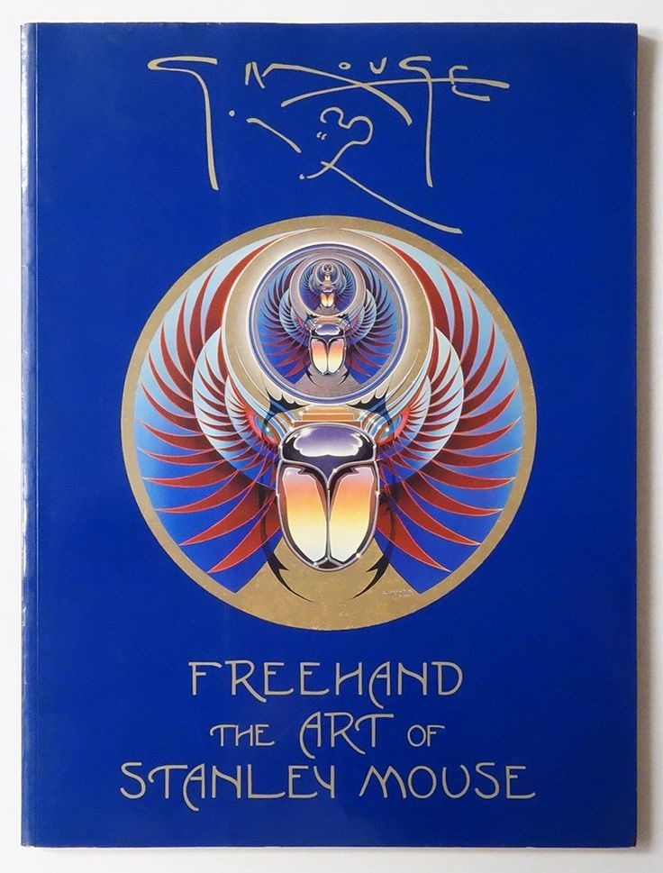Freehand: The Art of Stanley Mouse