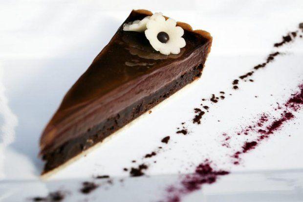 Mette Blomsterbergs chokoladetærte