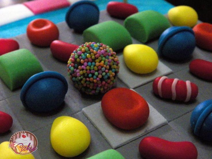 Candy Crush Fever  - Reposteria - Puerto Ordaz - Venezuela