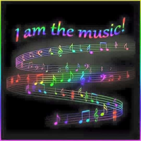 Music Undeniable Saving  Ideal  Changes  This is what music has done for me in my lifetimes, yes I said lifetimeS because I was in a coma so I have had multiple lives. I'm oh so thankful and grateful that I am alive again.