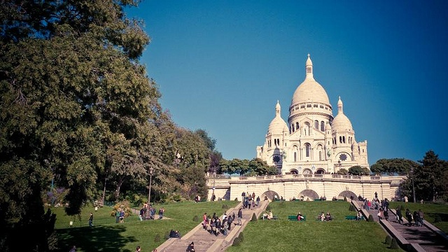 Paris, sacre coeur, sagrado corazon