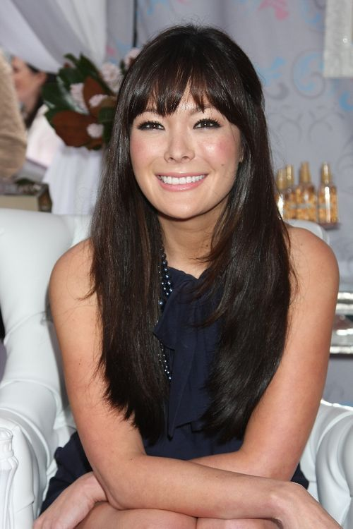 Lindsay Price...love her! Still mad that ABC canceled Eastwick and Lipstick Jungle!!
